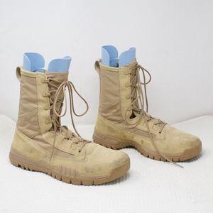 Nike SFB Dessert Field Combat Boots Size 11.5